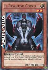 Il Favoloso Corvo ☻ Comune ☻ BP01 IT205 ☻ YUGIOH ANDYCARDS