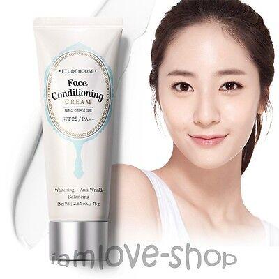 [Etude House] Face conditioning cream SPF25 PA++ 75g Primer