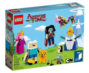 LEGO Ideas 21308  Adventure Time  NEW & Unopened