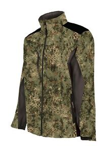 545515430af03 Image is loading Verney-Carron-Ghost-Snake-Camo-Waterproof-Softshell -Shooting-