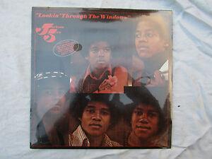 JACKSON-FIVE-5-LP-LOOKIN-039-THROUGH-THE-WINDOWS-NEW-amp-SEALED-33rpm