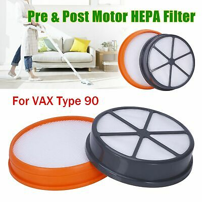 Type 90 Hepa Filter Kit for VAX Air Stretch Pet Plus U85 AS PPE Vacuum Cleaner * | eBay