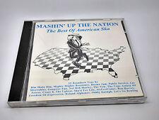 * V/A - Mashin' Up The Nation CD Ska * Musical Tragedies MT-199 * 0718751136922