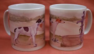 GREYHOUND-DOG-MUG-OFF-TO-THE-DOG-SHOW-WATERCOLOUR-PRINT-SANDRA-COEN-ARTIST