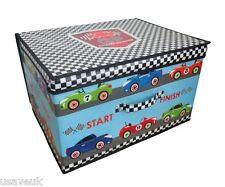 Coches de Grand Prix Racing Jumbo Caja de Almacenamiento Pecho 50X30X40cm CHICOS CHILDS para niños