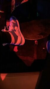 Conversacional foro Pantano  Off-White x Nike Air Jordan 1 UNC Size 10 STOCKX VERIFIED | eBay