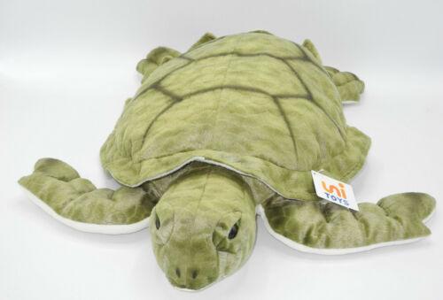 45cm lang Uni-Toys Neuware Schildkröte Wasserschildkröte ca