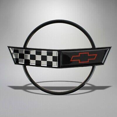 1991-1996 Chevrolet Corvette C4 Hood Flag Emblem Badge new OEM