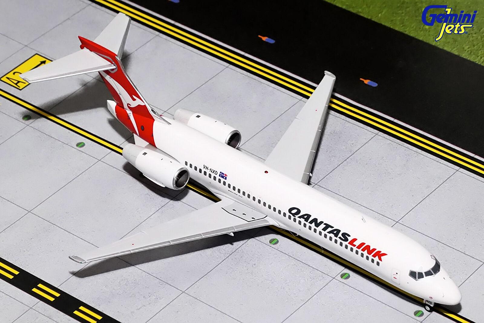 Gemini200 qantaslink (australien) boeing 717-200 g2qfa539 1   200, reg   vh-nxd.neue