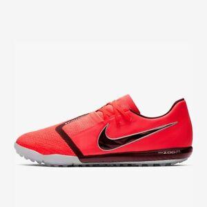 detailed look 59a0b 9c26b Details about Nike Zoom Phantom Venom Pro Tf Mens Turf Soccer Cleat Crimson  BQ7479 600 NEW!