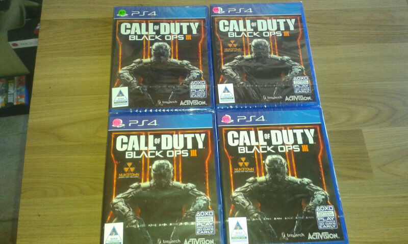PS4 CALL OF DUTY BLACK OPS 3 (LOTS OF OTHER TITLES IN STORE) !! | Goodwood  | Gumtree Classifieds South Africa | 155214832