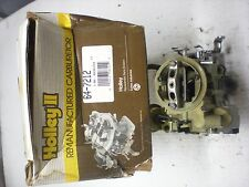 HOLLEY REBUILT ROCHESTER 7043014  1973 BUICK-CHEVY-OLDSMOBILE-PONTIAC 250 ENGINE