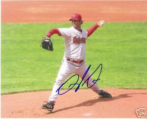 DOUG DAVIS ARIZONA DIAMONDBACKS SIGNED 8X10 PHOTO W/COA