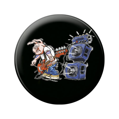 Kühlschrank-Magnet NEU Magnet Button Magnete • Musik Motive • ROCK YOU • 16617 •