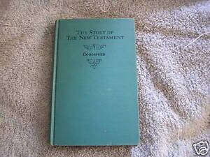 The-Story-of-the-New-Testament-Edgar-Goodspeed-1937