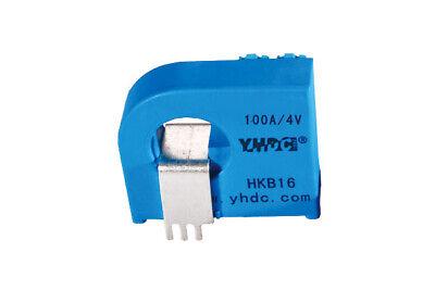 YHDC HKBS16 Open Loop Hall Effect Current Sensor 5V 100A//2.5/±0.625V