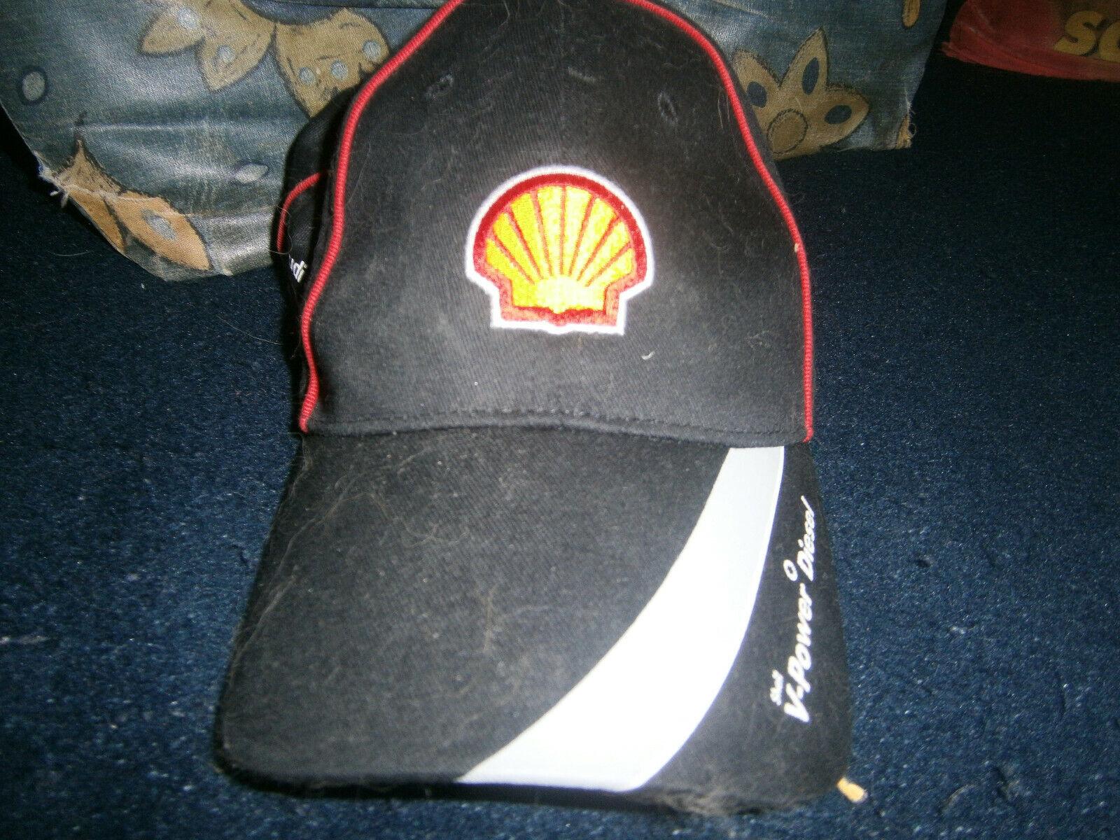 Bacecap Werbecape von Shell Schwarz
