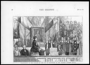 1874-Antique-Print-SCOTLAND-EDINBURGH-FREEDOM-CITY-BARONESS-BURDETT-COUTTS-061