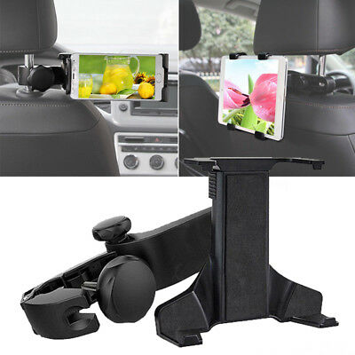 Car Back Seat Headrest Stand Mount Holder For iPad 2 3 4 Mini Tablet US Stock