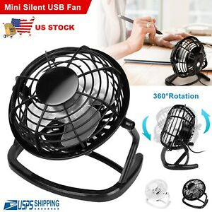 Portable-Mini-USB-Desk-Fan-Super-Quiet-Home-Office-Electric-Computer-Air-Cooler