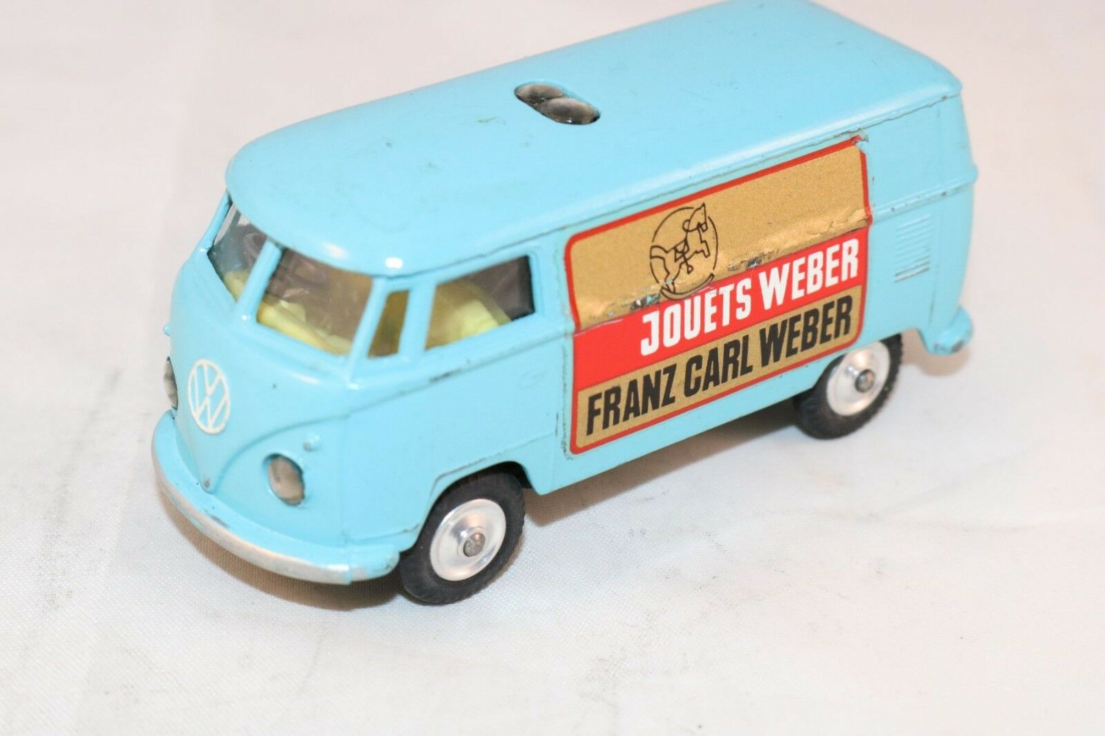 Corgi Toys 441 Volkswagen Transporter T1  JOUETS WEBER  RARE PROMOTIONAL N. mint