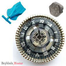 Beyblade Fusion BB104 Twisted Tempo/Basalt Horogium+METAL BOLT+BEY Launcher