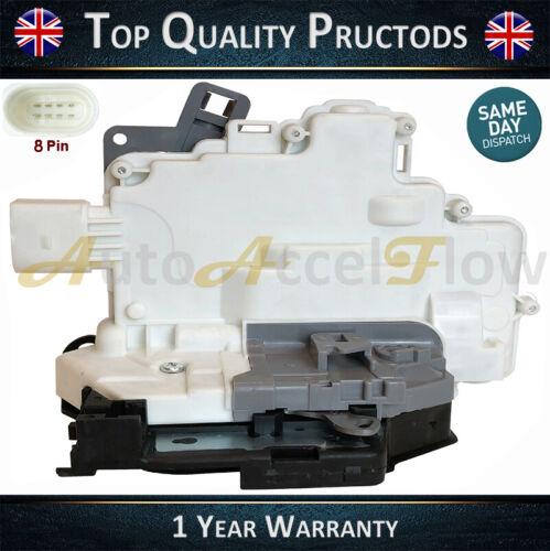 For AUDI A4 B8 A5 Q3 5 7 TT REAR LEFT SIDE DOOR LOCK ACTUATOR 8K0839015 N//S