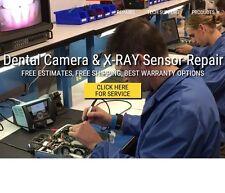Dentrix Repair Estimate X Ray Sensor