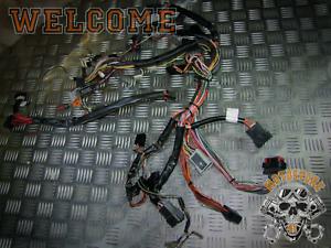 Details zu Harley Davidson FLH FLHT Kabelbaum Wire Harness Interconnect on