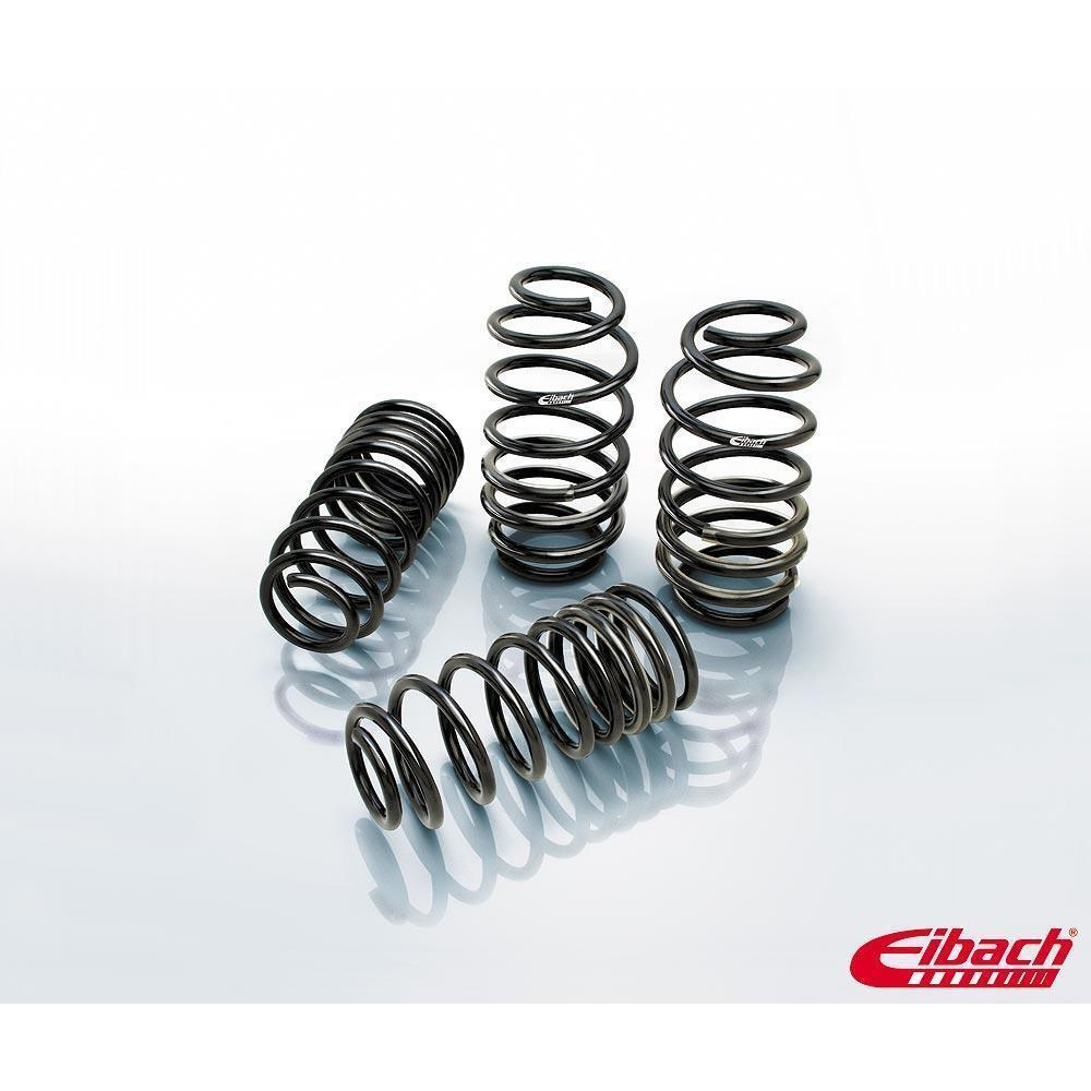Eibach Pro-Kit Lowering Springs for 1994-2004 Mustang V8 Convertible exc Cobra