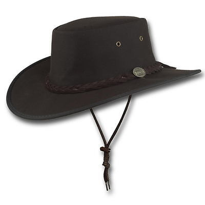 Barmah Hats Drover Oil Skin Hat 1050BR