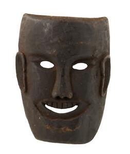 Maschera Di Sciamano Di Himalaya Monpa Gurung Rituale 9788 W4