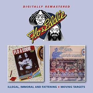 Flo-Eddie-Era-Illegal-Immoral-and-Fattening-Targets-CD-NEU-OVP-VO-19-06-2020