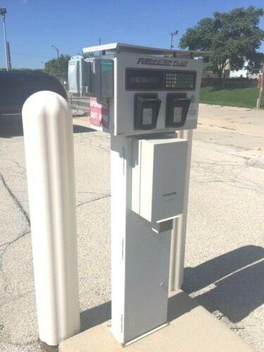 Fuelmaster Fuel Management Credit Card Reader