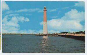 Image Is Loading Barnegat Light Lighthouse Long Beach Island Nj New