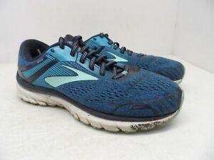 7af02bcffa42 Brooks Women s Adrenaline GTS 18 Running Shoes Blue Size 8 Wide ...