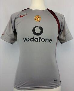 3ec2edb70df Image is loading Vintage-Nike-Total-90-Manchester-United-Football-Soccer-