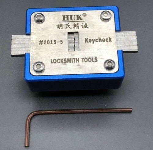 Locksmith HUK Key Check Keyway Check Keys Duplication Association Tools