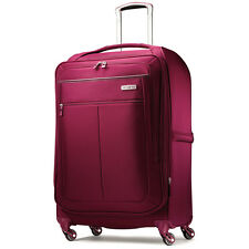 "Samsonite MIGHTlight 25"" Ultra-lightweight Spinner Luggage - Berry"