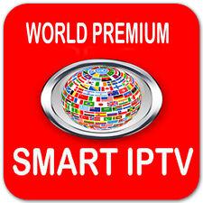 WORLD Premium IPTV 1 Month Trial SAMSUNG&LG Smart TV's MAG 250 MAG 254 MAG 256