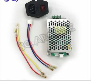 Details About Mini Arcade Power Supply Kit For Mame Bartop 5v 12v Game Elf Others Charger