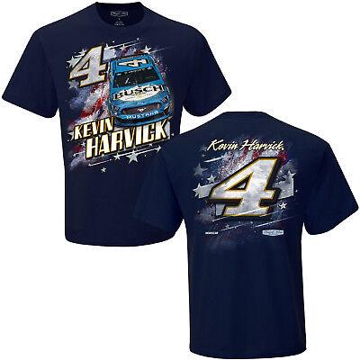 4 Fan Up Adult T-Shirt Kevin Harvick