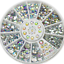 Muticolor-Nail-Art-Tips-Decoration-3D-Acrylic-Glitter-Rhinestones-DIY-Wheel-Set