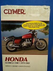 Clymer 80-83 Honda GL1100 Service Manual