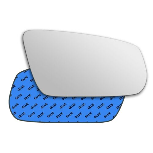 Right Hand Driver Side Mirror Glass for Ford Mustang 2009-2014 0465RS