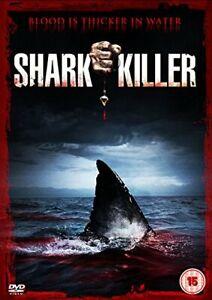 Shark Killer [DVD] - DVD  94VG The Cheap Fast Free Post