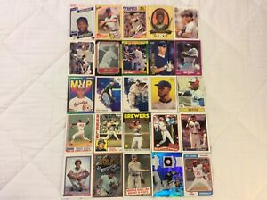 HALL-OF-FAME-Baseball-Card-Lot-1979-2020-DEREK-JETER-KEN-GRIFFEY-JR-TY-COBB