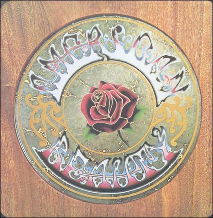 Grateful Dead American Beauty vinyl LP NEW sealed