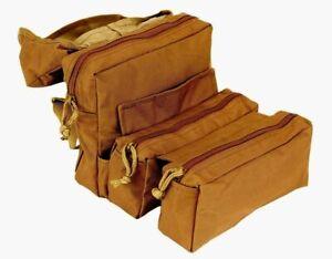 ELITE FIRST AID Corpsman M3 Medic Bag STOCKED Trauma Kit Military Survival TAN