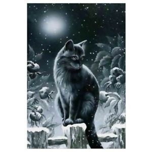 Night-Cat-Full-Drill-DIY-5D-Diamond-Painting-Embroidery-Cross-Stitch-Kit